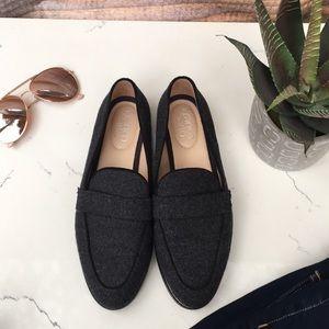 Franco Sarto || 'Hudley' Wool Slip-On Loafer